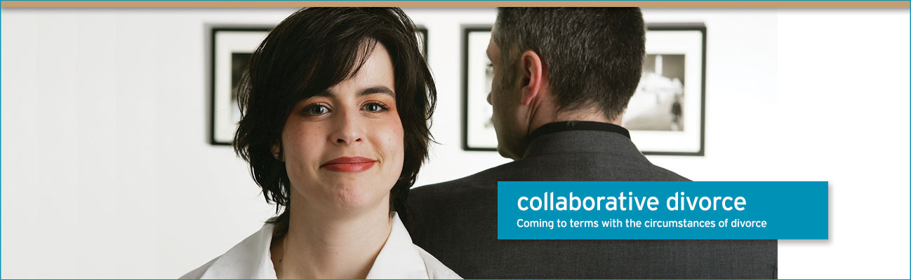 collaborative divorce – Coming to terms with the circumstances of divorce